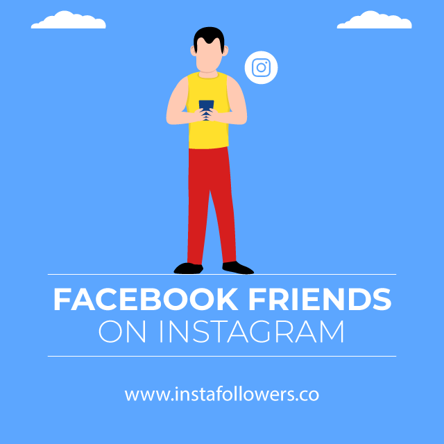 facebook friends on instagram