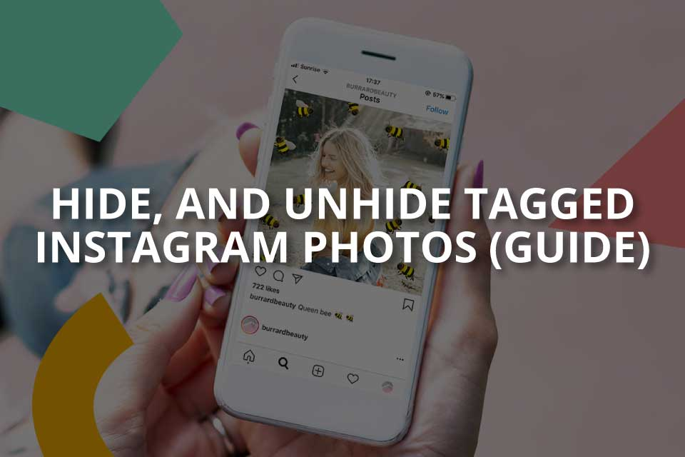 Hide, and Unhide Tagged Instagram Photos (Guide)