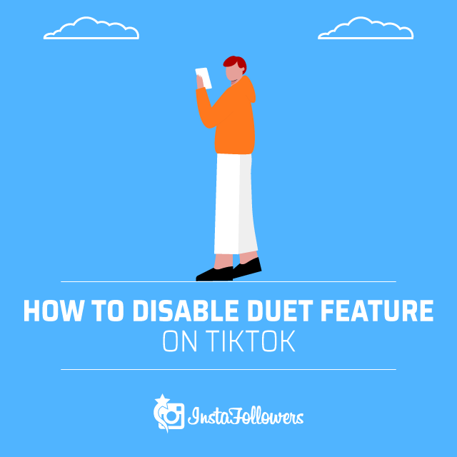 how to diable duet feature on tiktok