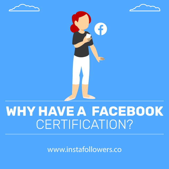 why have a facebook certification