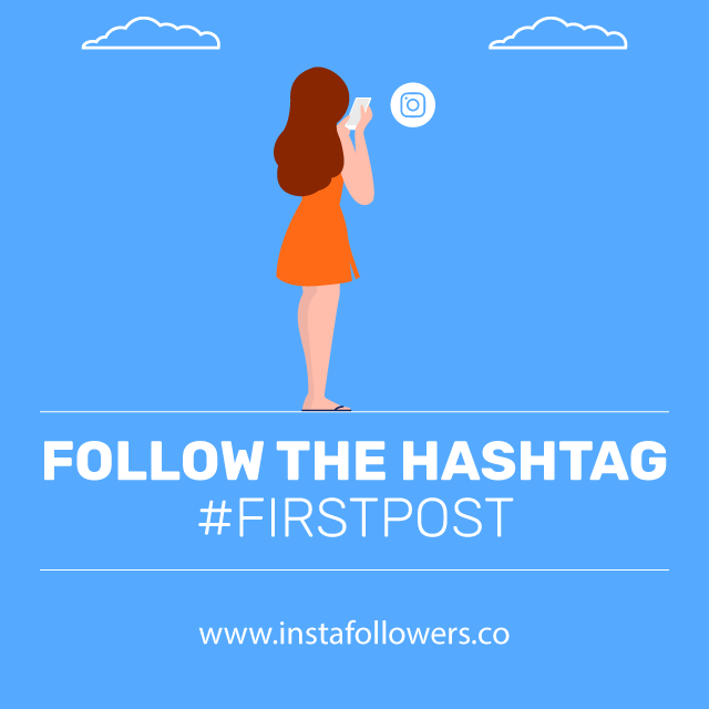 follow the hashtag firstpost
