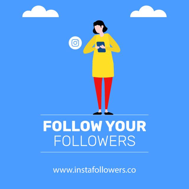 follow your followers