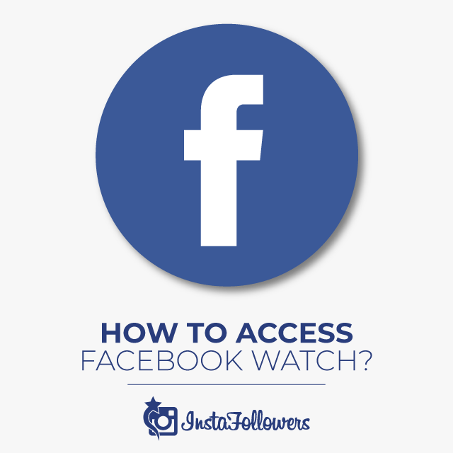 how to access facebook watch