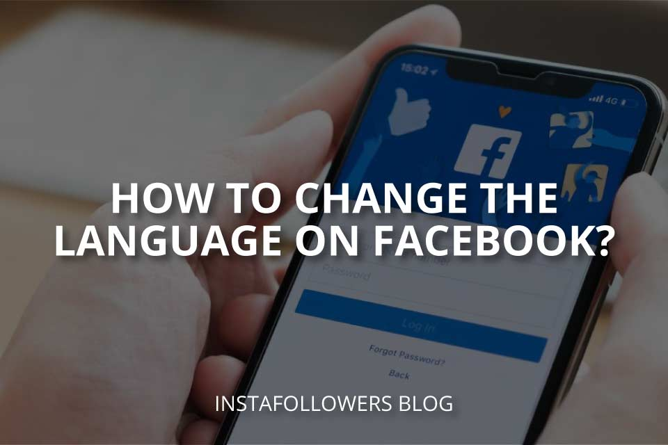 How to Change the Language on Facebook?
