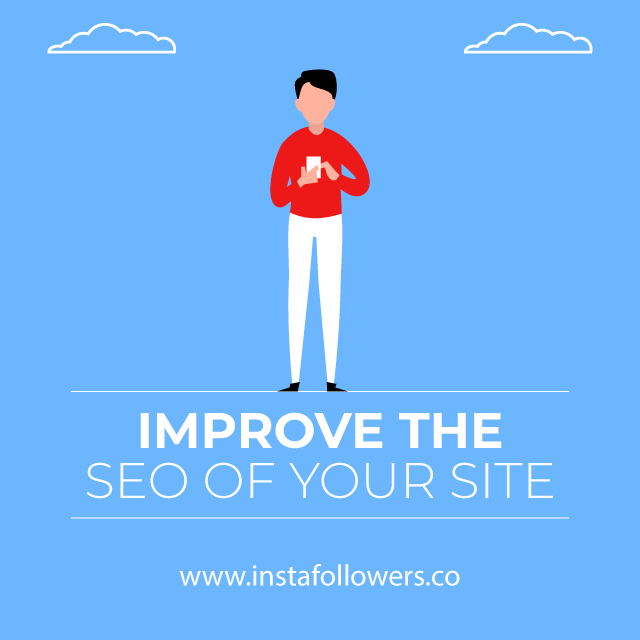 improve the seo of your site