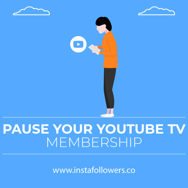 How to Pause YouTube TV