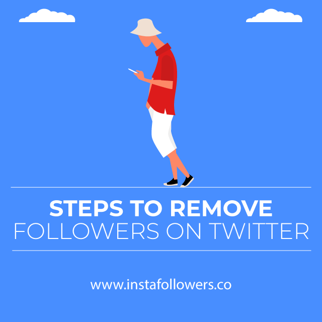 Steps to Remove Followers on Twitter