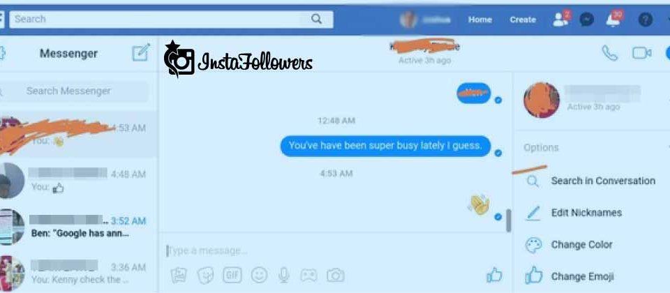 Wave on Messenger Desktop