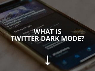 What Is Twitter Dark Mode? (Brief Guide)