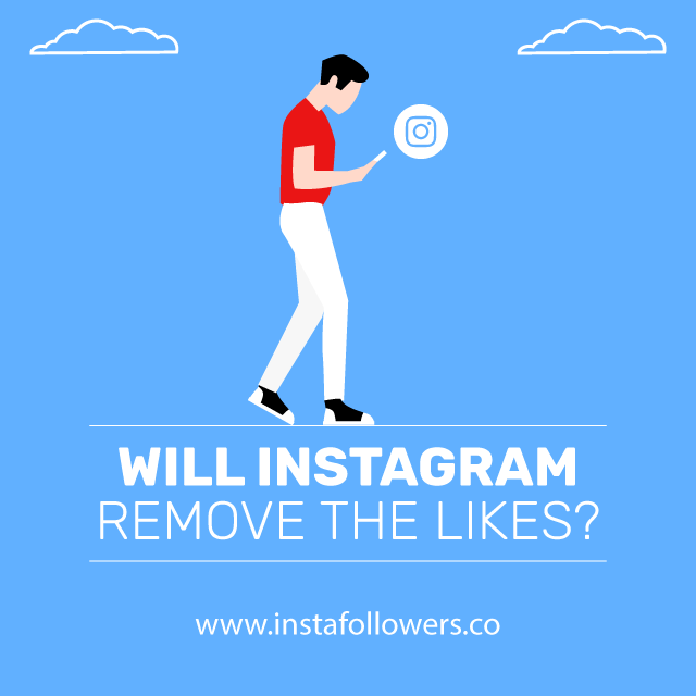 will instagram remove the likes