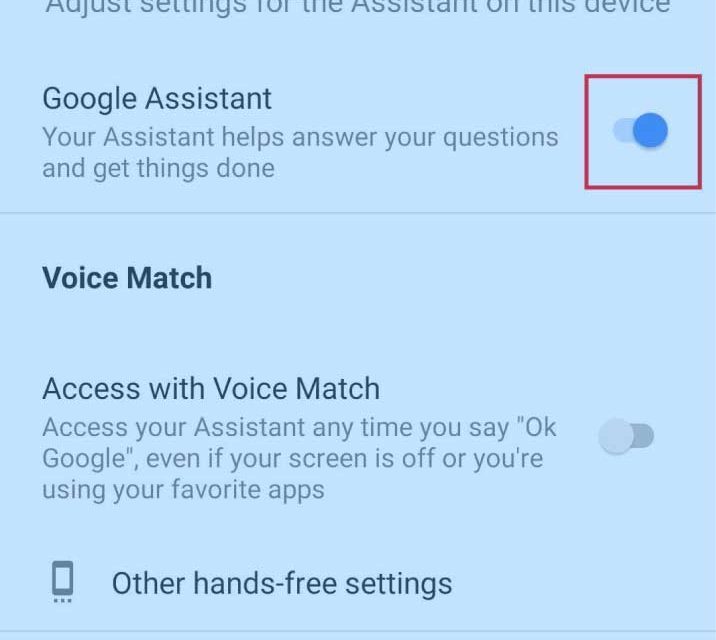How to Turn Off Google Assistant Completly on Android Devices?