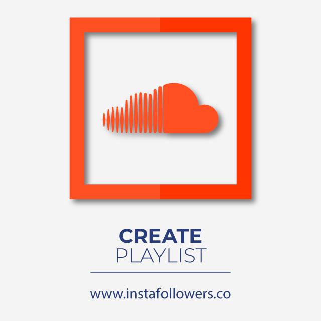 Create Playlists on SoundCloud