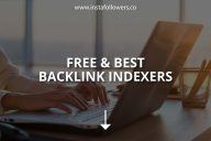 Free & Best Backlink Indexers (Examples)