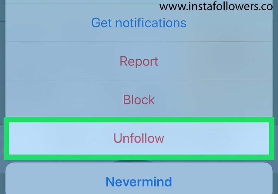 How to Unfollow on Tumblr App