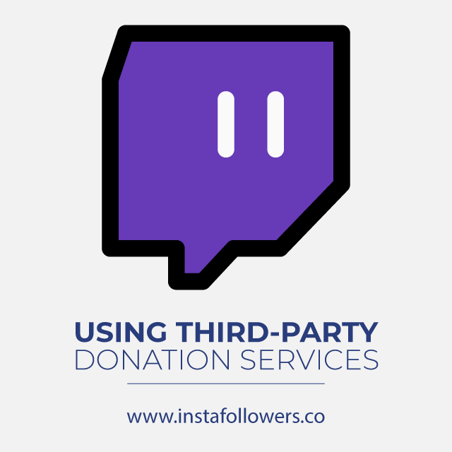 Using Third-Party Services to Donate on Twitch