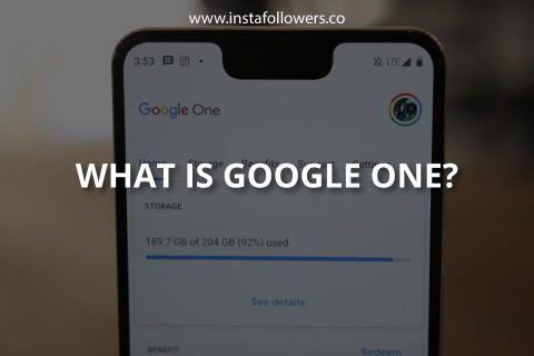 What Is Google One? (Google One Explained)