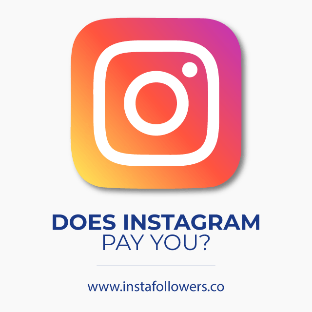 does Instagram pay you