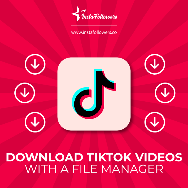 Download TikTok Videos with a File Manager