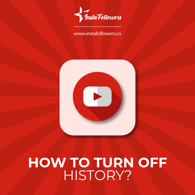 How to turn off history
