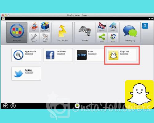 snapchat app on mac