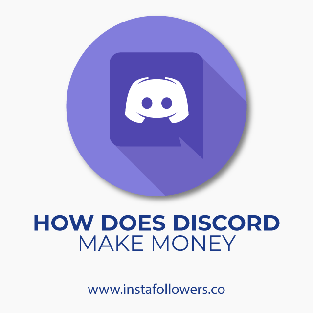 Optional change in case of discord to make money