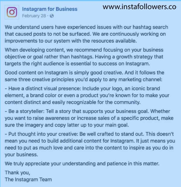 how to fix the shadow ban on Instagram