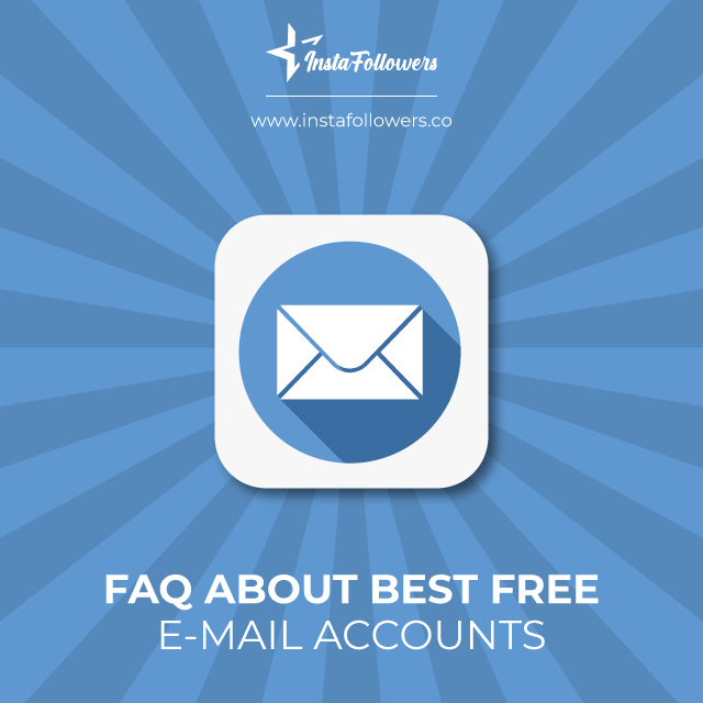 faq about best free email accounts