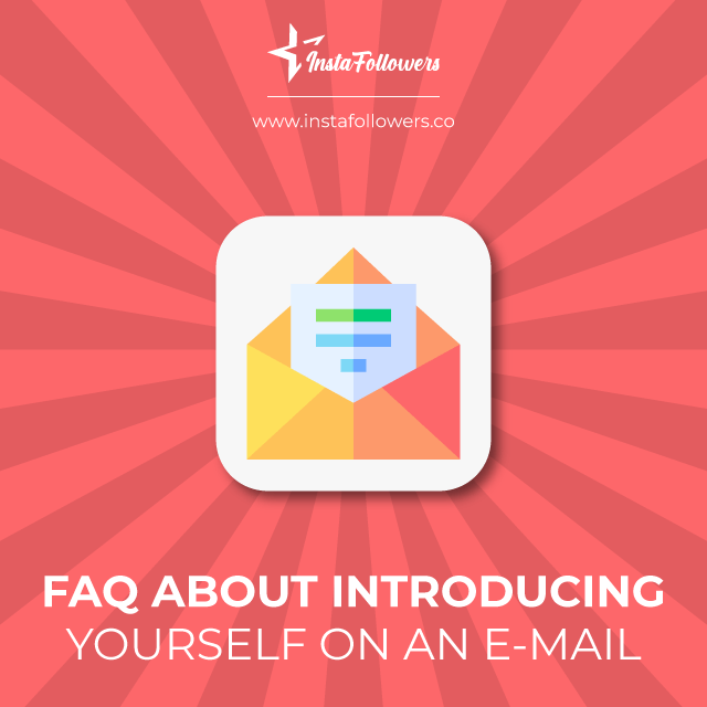 FAQ about the introduction in an email