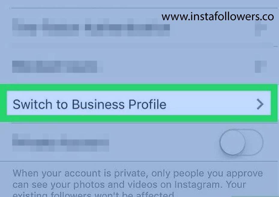 Get the Contact Button for Your Instagram Business Profile