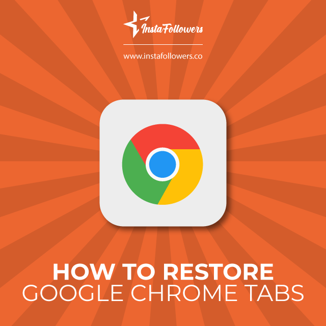 How to restore recently closed tabs that were closed in the past