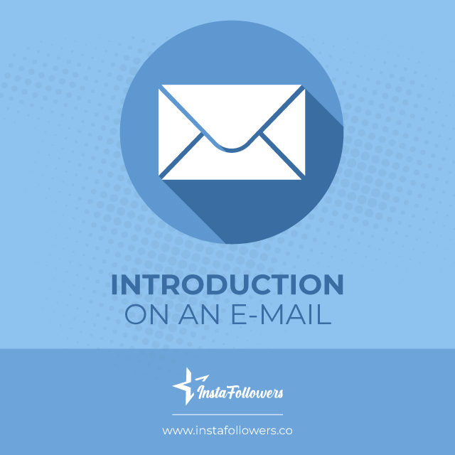 Introduce yourself by email