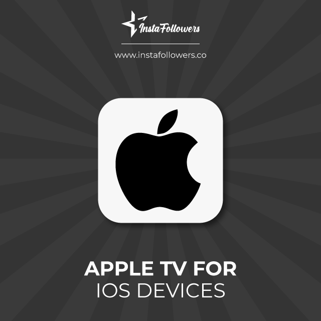 apple tv for ios devices