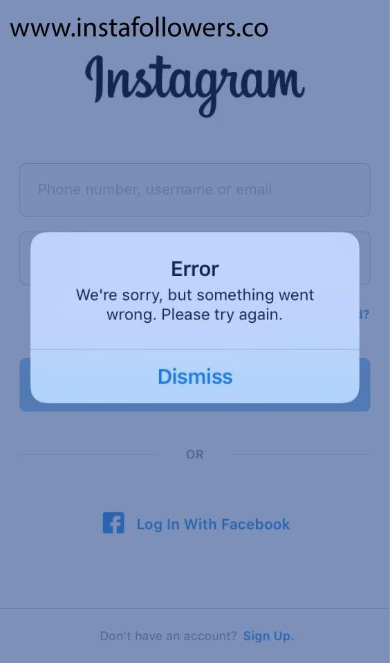 Methods to Fix an Instagram Error