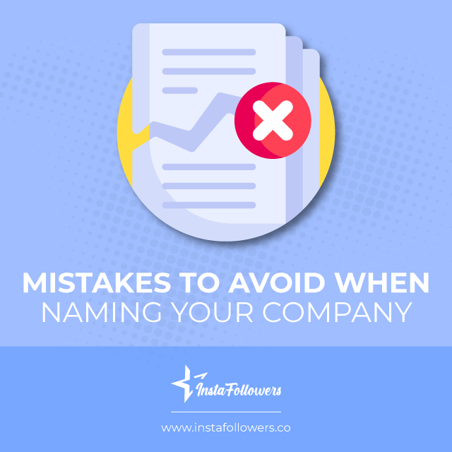 Mistakes to Avoid When Naming Your Company