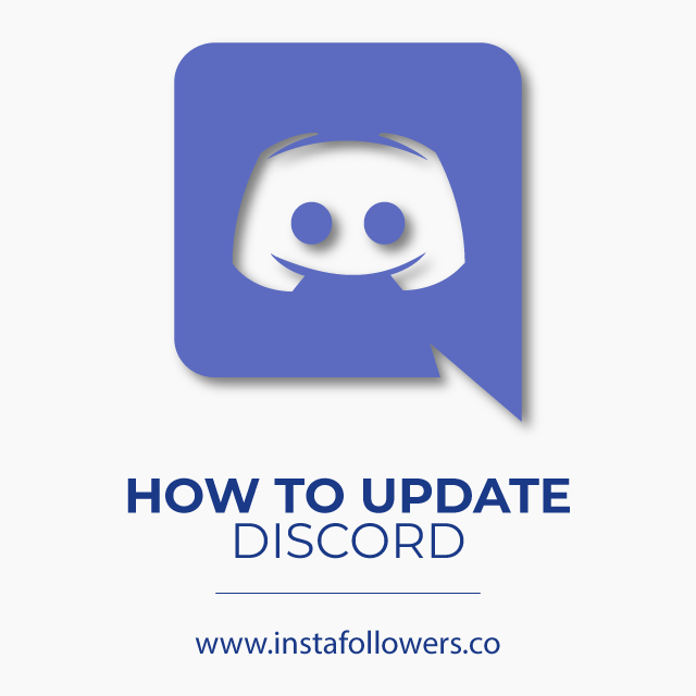 How to Update Discord the Correct Way
