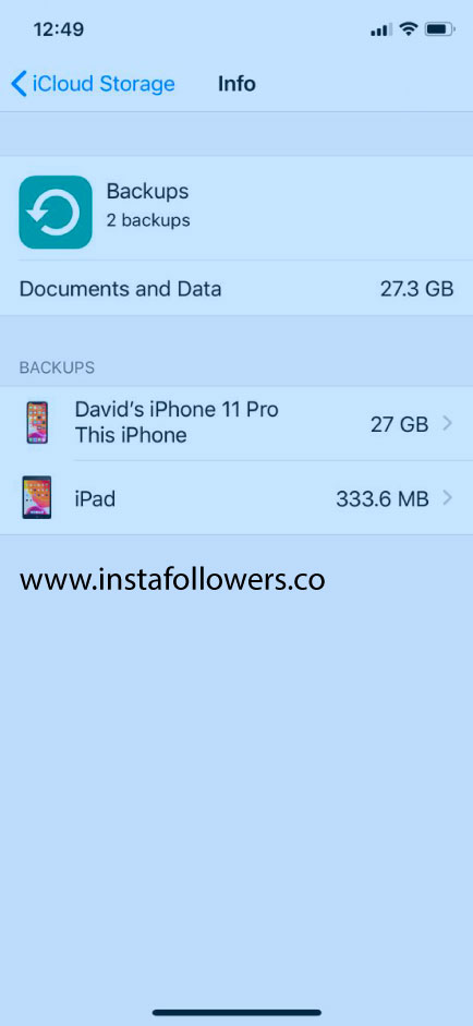 Recover messages from iCloud backup
