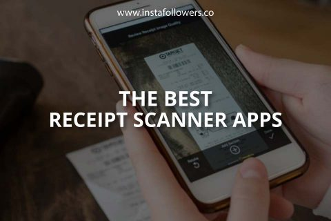 The Best Receipt Scanner Apps
