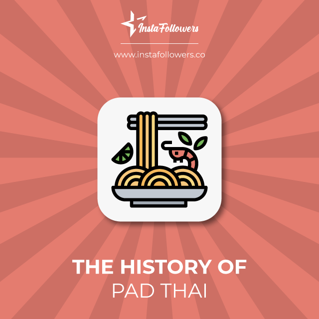 the story of pad thai