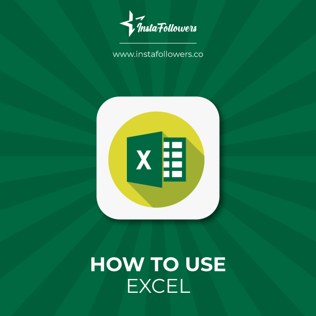 Tips on Using Excel