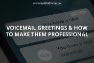 Voicemail Greetings