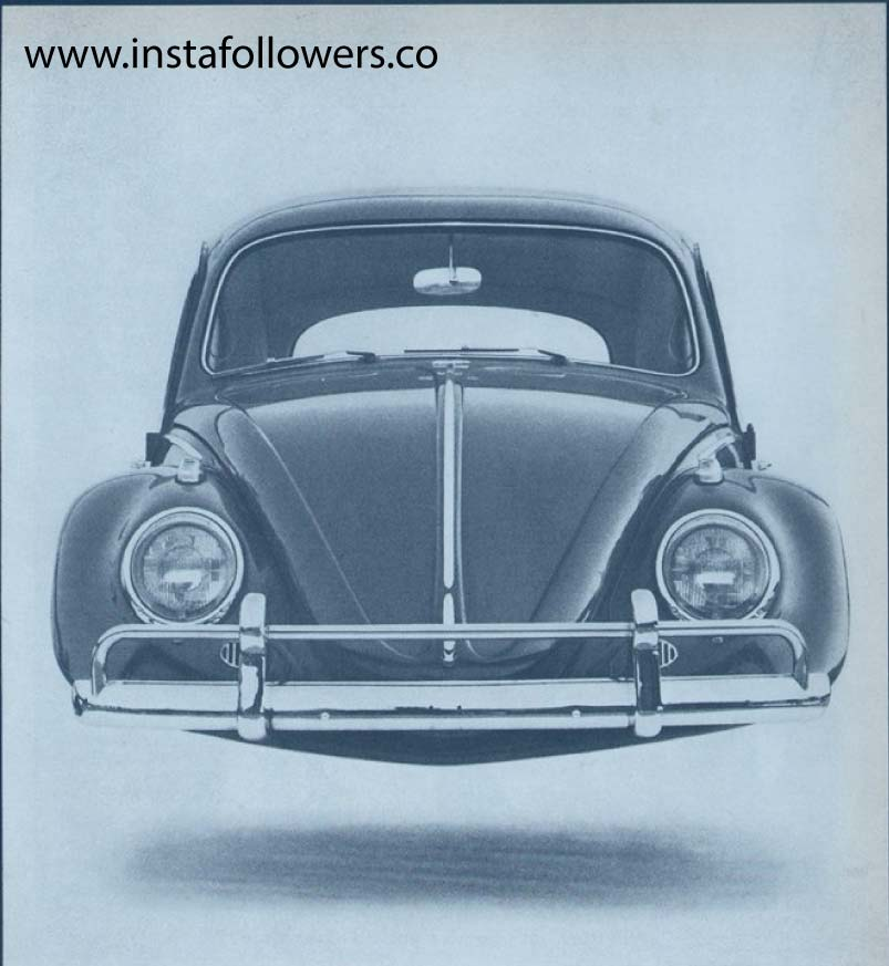 volkswagen think small