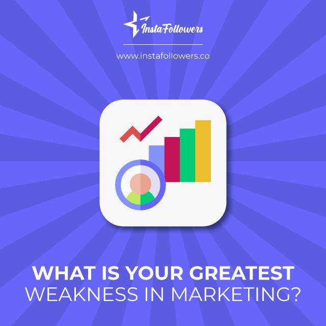 faq on greatest weakness in personal marketing
