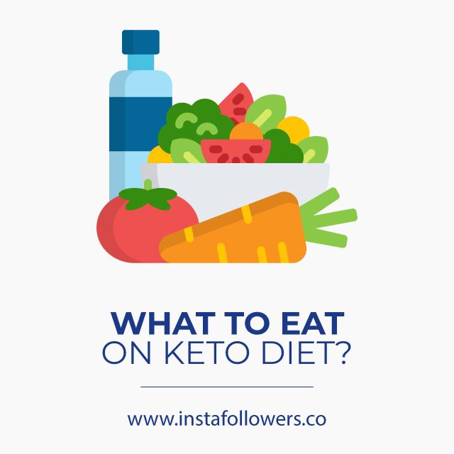 Was auf Keto-Diät zu essen