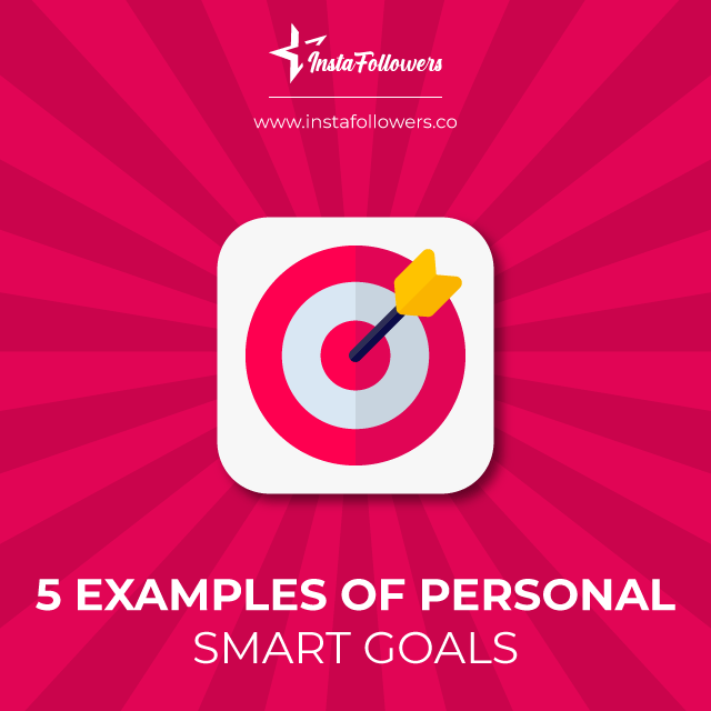 5 examples of personal smart goals