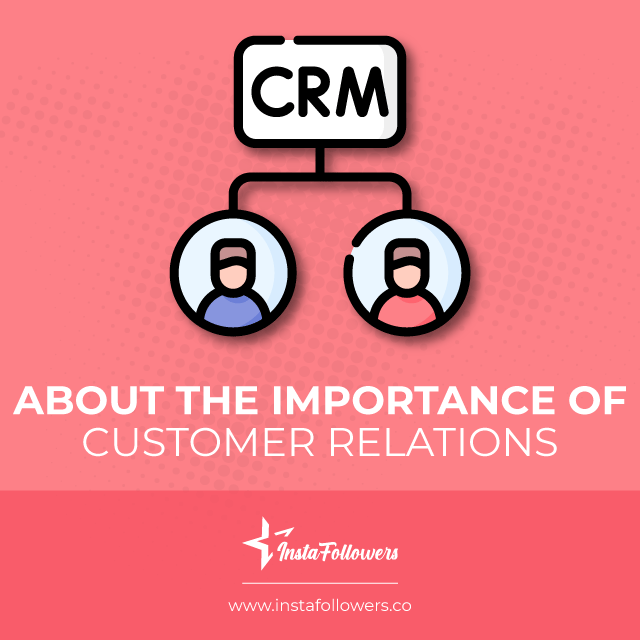 about the importance of customer relations