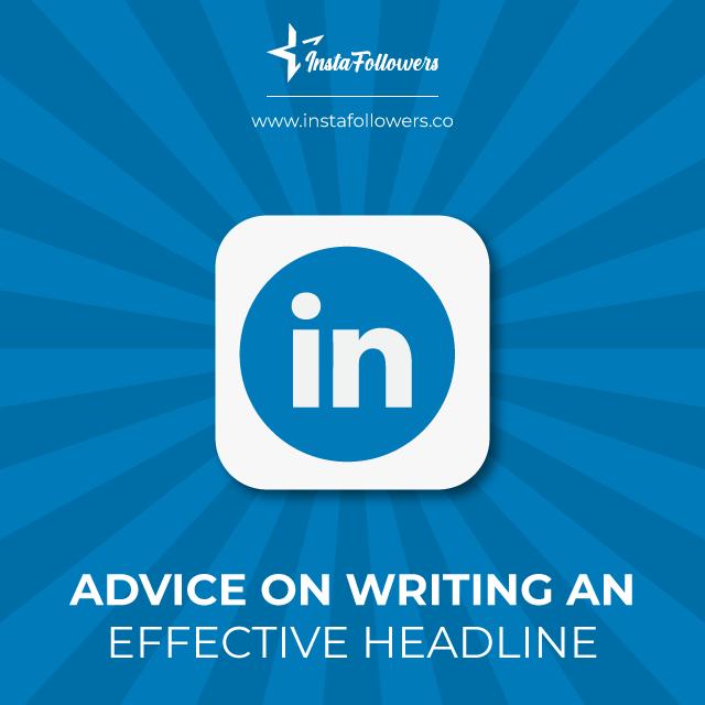 advice on writing an effective headline
