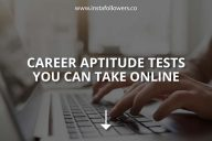Career Aptitude Tests You Can Take Online