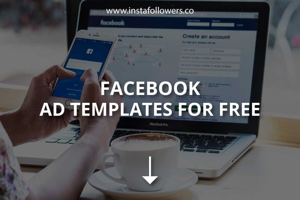 Facebook Ad Templates for Free