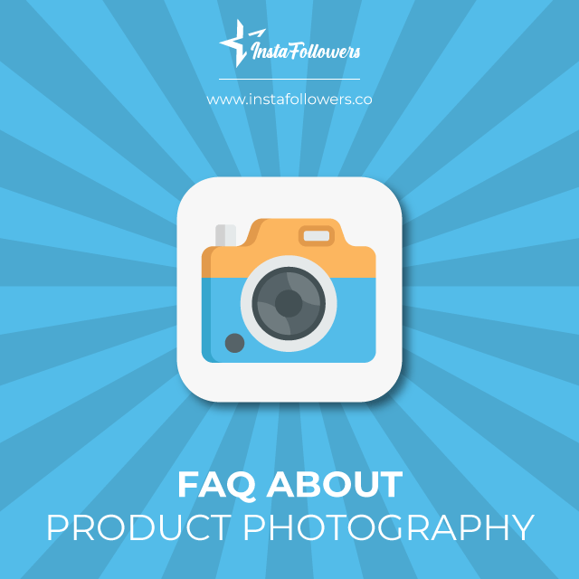 faq about product photography