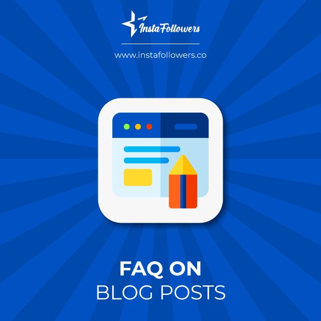 faq on blog posts